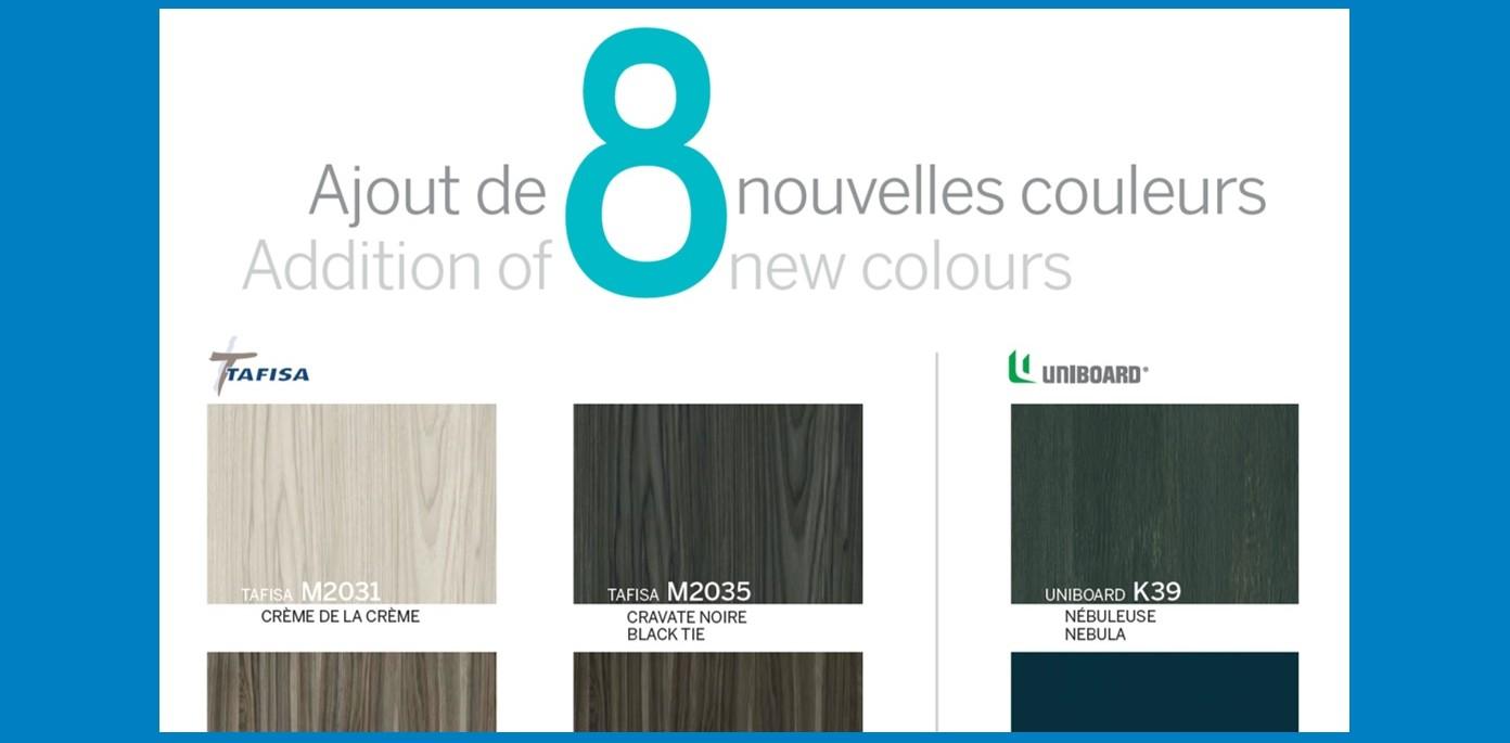 Avanti News Colours