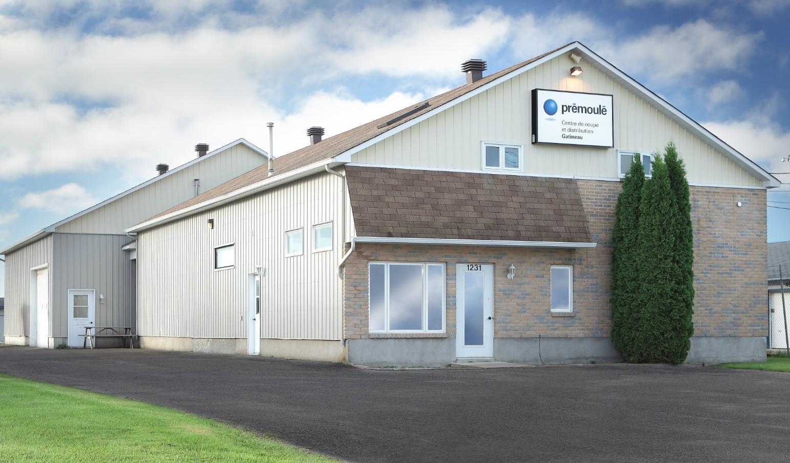 Centre de coupe et distribution Gatineau