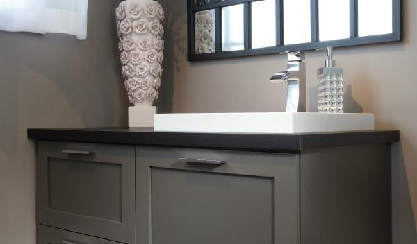 Portes pr moul for Cabinet salle bain