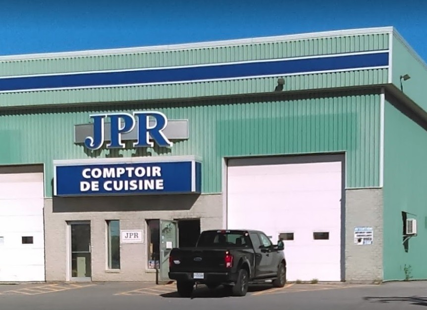 Comptoirs moulés JPR