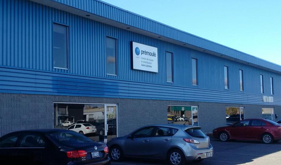 Centre de coupe et distribution Saint-Jérôme