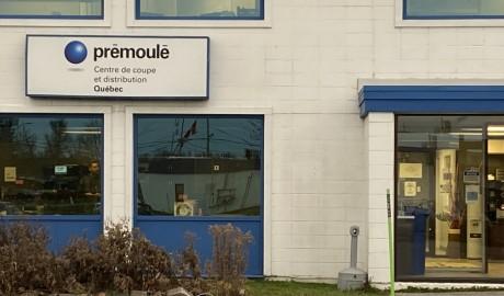 Centre de coupe et distribution Québec